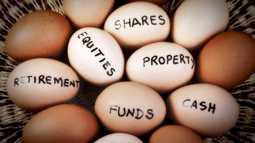 Diversificação de investimentos