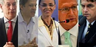 Ibope - Bolsonaro mantém liderança