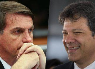 Bolsonaro ou Haddad