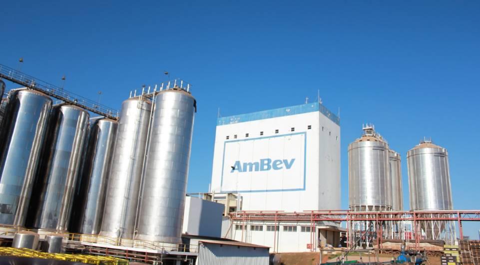 Ambev - ABEV3