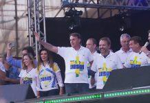 Bolsonaro - Reeleição - Marcha pra Jesus